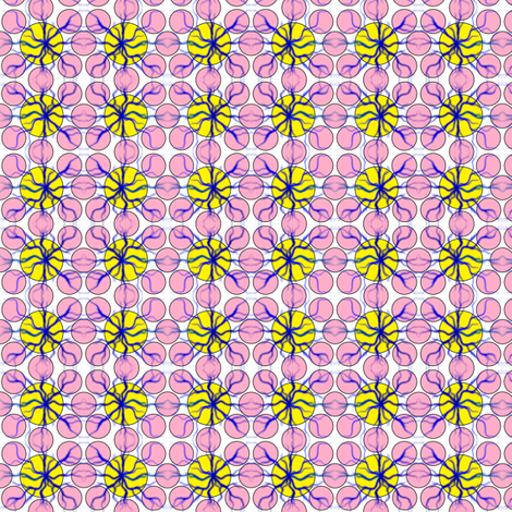 Nerve Endings fabric by ravynscache on Spoonflower - custom fabric