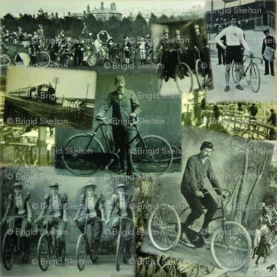Victorian Bicycling: Medium