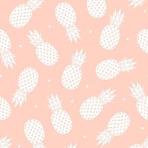 Pineapple - Blush Background (small)
