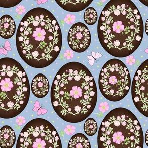 Sweet Eglantine on Chocolate