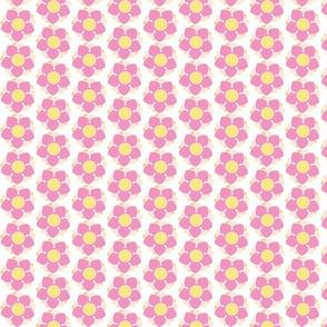 flowers in pink hd