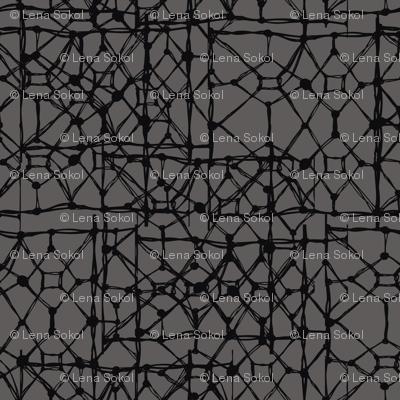 Threads. Dark version.