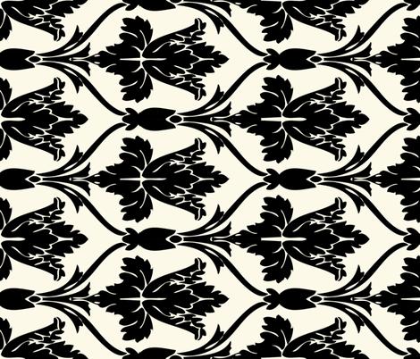 Sherlock Pattern fabric by edenkestral on Spoonflower - custom fabric