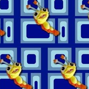 3_Orange_Worm