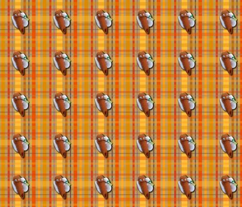 6_Cocktail_Weenie fabric by bob_smith on Spoonflower - custom fabric