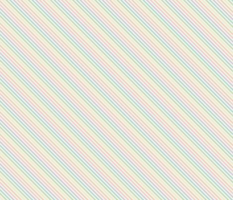Rainbow delight fabric by mezzime on Spoonflower - custom fabric