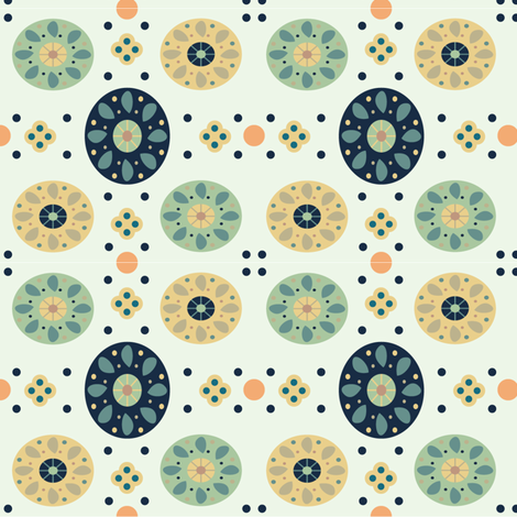 Spring Break fabric by conniefrancism on Spoonflower - custom fabric