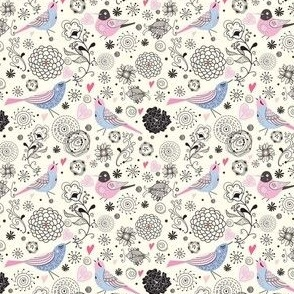 Sing a happy song bird