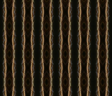 Electric stripe fabric by greennote on Spoonflower - custom fabric