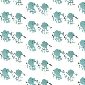 Cathy's Elephants