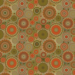 Tangerine Baroque