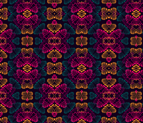 marzlene_beauty_2647 fabric by marzlene'z_eye_candy on Spoonflower - custom fabric