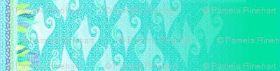 ceruleanverde double strip