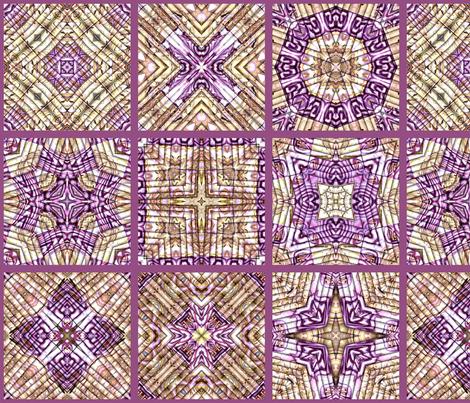 Cheater Polymer fabric by koalalady on Spoonflower - custom fabric