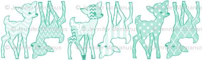 Two Way Mint Deer