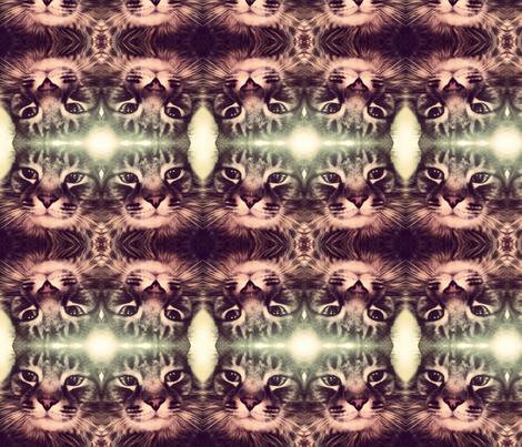 Contemplative Doo fabric by jennsutkowski on Spoonflower - custom fabric