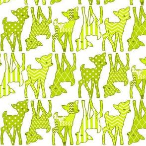 Two Way Lime Deer