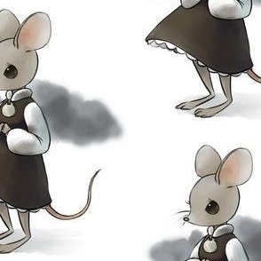 welcome to my mouse