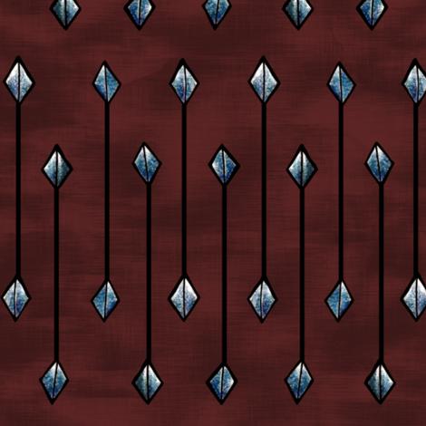 Diamond Drops fabric by pond_ripple on Spoonflower - custom fabric