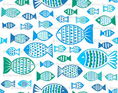 under the sea - fish