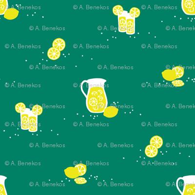 Emerald Citronade