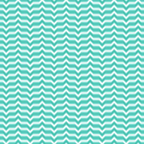 Emerald Illusion fabric by siya on Spoonflower - custom fabric