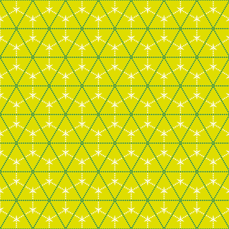 Citronade Architectural fabric by siya on Spoonflower - custom fabric