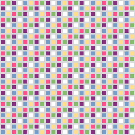 Chariklo Squares fabric by siya on Spoonflower - custom fabric