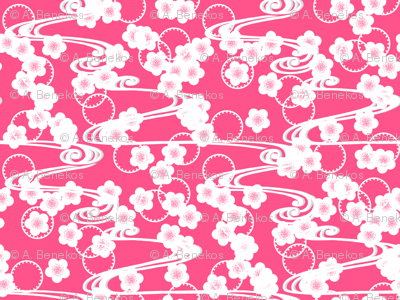 Chariklo Flow - Pink
