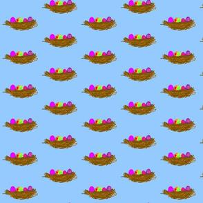 Easter Egg Backlash Flying Saucers