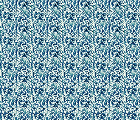 Thespis fabric by amyvail on Spoonflower - custom fabric