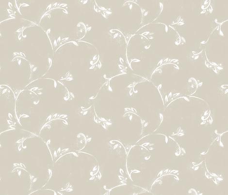 Scroll 5 fabric by jillbyers on Spoonflower - custom fabric