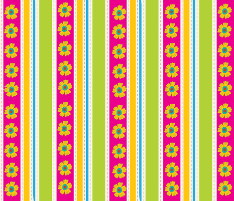 EGGCITED_SASSY_STRIPES_003 fabric by deeniespoonflower on Spoonflower - custom fabric
