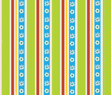 EGGCITED_SASSY_STRIPES_004 fabric by deeniespoonflower on Spoonflower - custom fabric