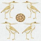 Rrrrruncrowded_water_birdswith_lotus_flat_ed_ed_shop_thumb
