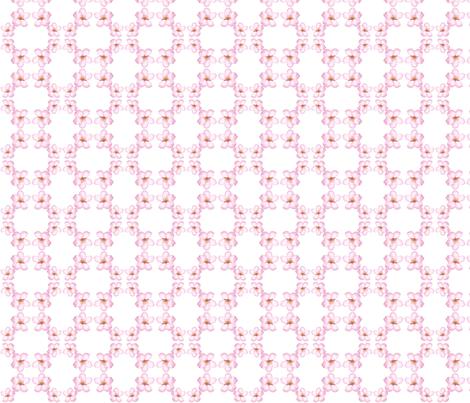 oriental_cherry_blossoms m fabric by dsa_designs on Spoonflower - custom fabric