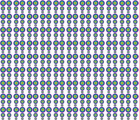 Fantasy Circles  fabric by ninka on Spoonflower - custom fabric
