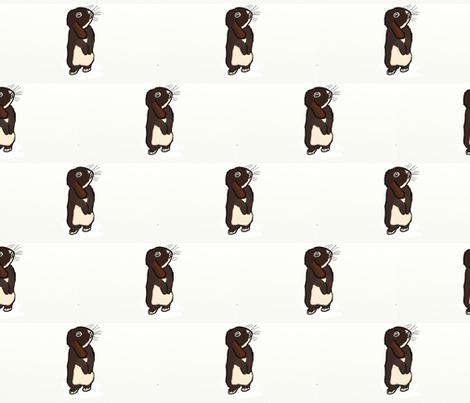 Mini Lop Rabbit - Hazel fabric by hazelhillrabbitry on Spoonflower - custom fabric