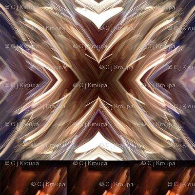 Kaleidoscopic Trails