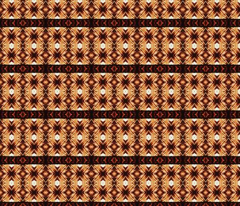 Fiery Sparks fabric by ravynscache on Spoonflower - custom fabric