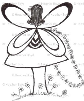 Pixie's Alibi White Fairy-Basic