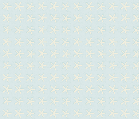 carolina star - offshore fabric by kerrysteele on Spoonflower - custom fabric
