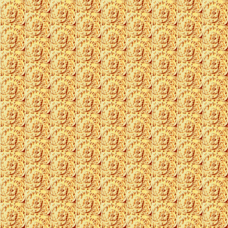 Sun Roulade fabric by amyvail on Spoonflower - custom fabric