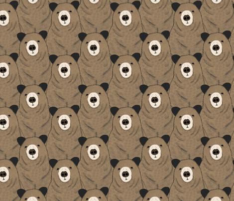 Toby fabric by lydia_meiying on Spoonflower - custom fabric