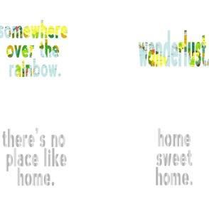 Travel vs Home