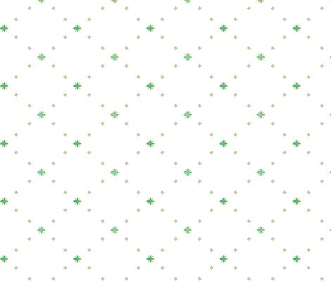 Rococo Painted Egg Diamonds fabric by aimee on Spoonflower - custom fabric