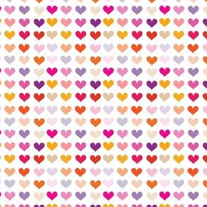 Warm Hearts! - © PinkSodaPop 4ComputerHeaven.com