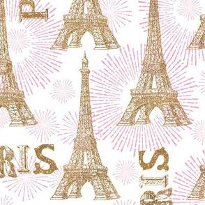Sparkle Eiffel Tower
