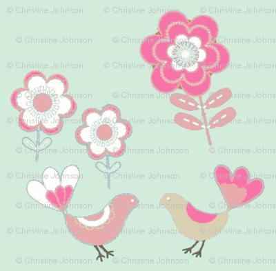 Funday birdie love
