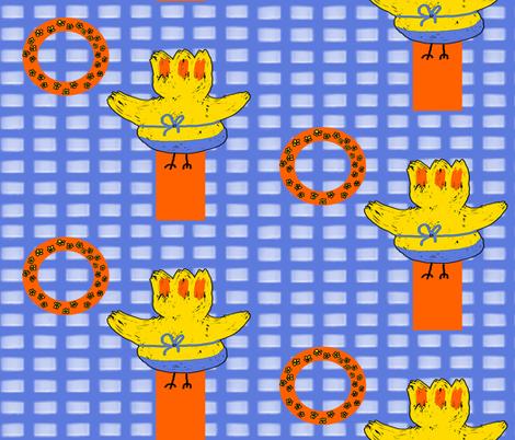 Splash! fabric by anniedeb on Spoonflower - custom fabric